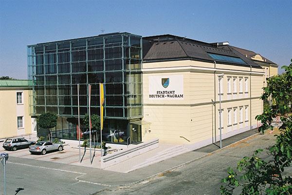 Deutsch Wagram Rathaus