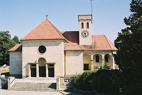 Deutsch Wagram Kirche